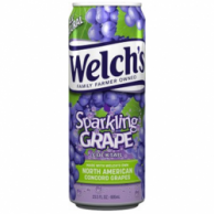 Напиток Arizona Welch's Sparkling Grape 0,68л