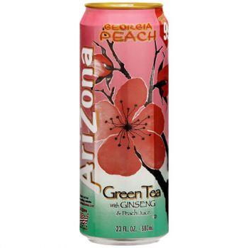Напиток Arizona Georgia Peach 0,68л