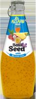 Aziano 30% нектар Мультифрукт с семенами базилика (290 мл)