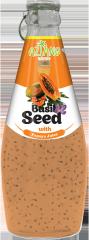Aziano 30% нектар Папайи с семенами базилика (290 мл)