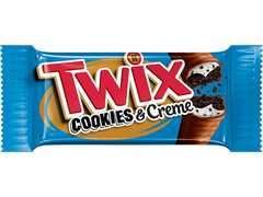 Шоколадный батончик Twix Cookies Creme 38.6 гр