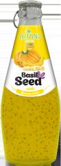 Aziano 30% нектар Банан с семенами базилика (290 мл)