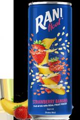 Напиток сокосодержащий Rani Клубника-Банан 240 мл