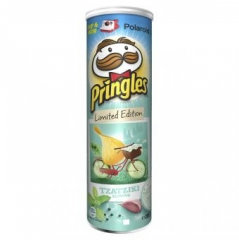 Чипсы Pringles Limited Edition Tzatziki 200гр
