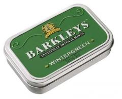 Леденцы Barkleys Mints Зимняя свежесть 50 гр.