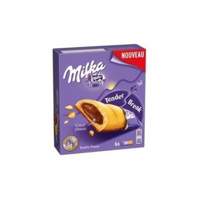 Milka Tender Break Plain 130 гр
