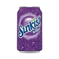 Sunkist Grape Soda 0,355 ml