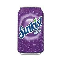 Sunkist Grape Soda 0,355 ml