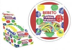"""Мармелад """"ТУТТИ-ФРУТТИ"""" БЕБЕТО 70гр"""