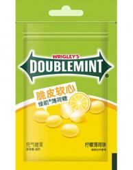 Wrigley Doublemint Лимон/Мята 40 гр