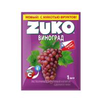 Растворимый напиток ZUKO Виноград 25г