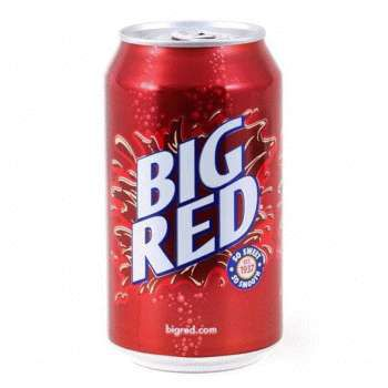 Big Red Soda 0,355 ml