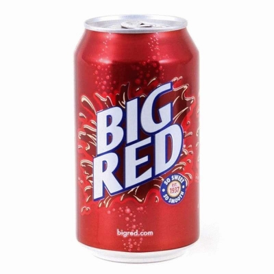Big Red Soda 0,355 ml