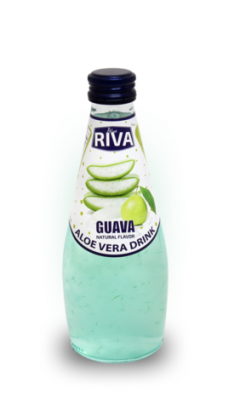 """Aloe vera drink Guava Flavor """"Напиток Алое вера с ароматом гуава"""" 290мл"""