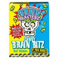 Brain Blasterz Brain Bitz Lemon & Raspberry Flavour