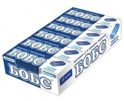 Леденцы Бобс Ледяная свежесть с витамином С 35гр