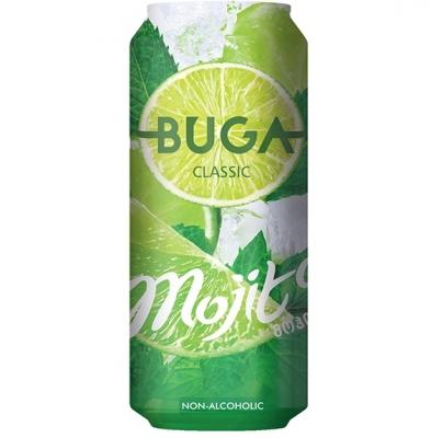 Buga Mojito Classic 0,33л