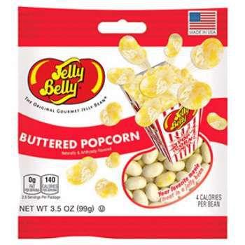 Jelly Belly Buttered Popcorn (99 грамм)