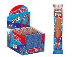 "Мармелад SWEETO ""SOUR STICK"" COLA 35 гр"