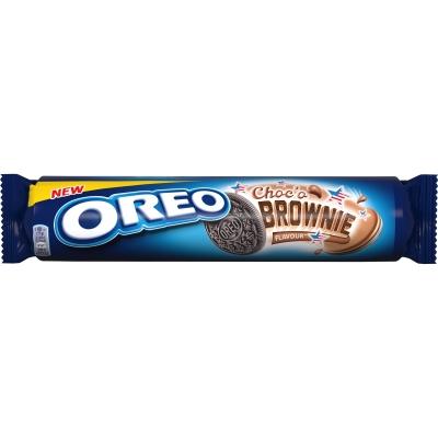 Печенье Oreo Choco Brownie (154 грамм)