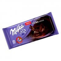 Шоколад Milka Extra Cacao Dark 100 гр