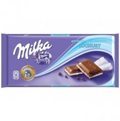 Шоколад Milka Yoghurt (100 грамм)