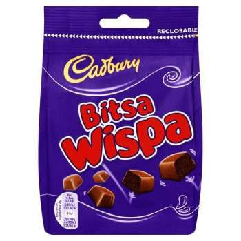 Cadbury Bista Wispa (110 грамм)