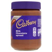 Cadburys Smooth Chocolate Spread 400 гр