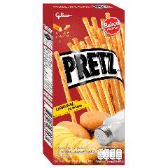 "Палочки ""Pretz"" со вкусом Запечённой картошки 23 гр"