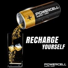 Напиток энергетический Powercell 0,250 л