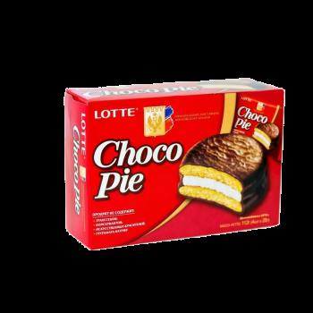 Чоко Пай (пирожное) пачка 112 грамм