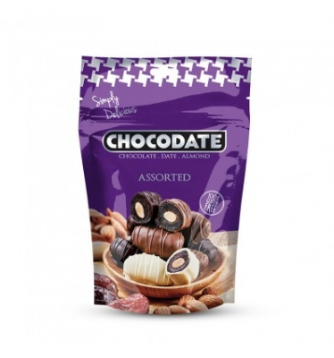 CHOCODATE ASSORTED Exclusive 100g
