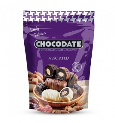 CHOCODATE ASSORTED Exclusive 250g