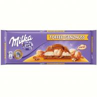 Milka Toffee Ganznuss 300 грамм