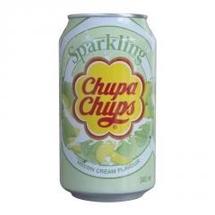 Напиток газированный Chupa Chups Melon cream 345мл