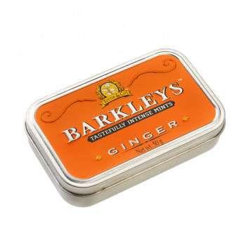 Леденцы Barkleys Mints Имбирь 50гр