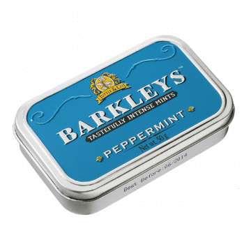 Леденцы Barkleys Mints Пеперминт 50 гр.