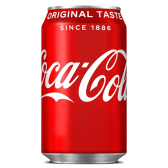 Coca Cola regular 330мл