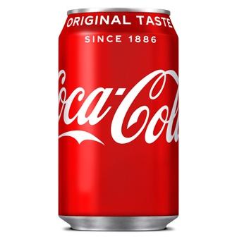 Coca Cola regular 330мл