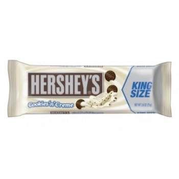 Hershey's Cookies 'n' Creme King Size 73g
