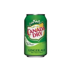 Canada Dry Ginger Ale 0,355 литра