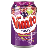 Vimto fizzy Original Sugar Reduction 330ml