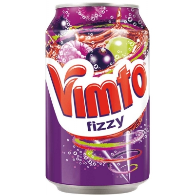Vimto fizzy Original Sugar Reduction 330ml