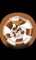 """Карамель леденцовая молочная """"DARLIN DAY"""" со вкусом кофе и сливок (180 грамм)"""