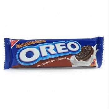 Печенье Орео 29,4 гр Шоколадный крем