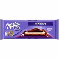 Milka Triolade Chocolate 280g