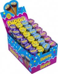 Шоколадный десерт в вафельном рожке Dippo Cornet 25г