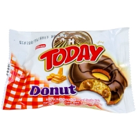 Кекс TODAY MINI DONUT CARAMEL 20гр