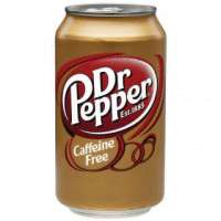 Dr.Pepper Coffeine Free
