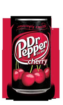 Dr.Pepper Cherry 0,355 ml